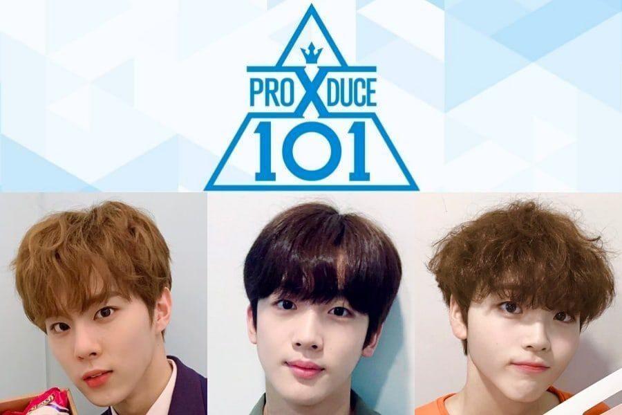 X1's Kim Yo Han, Kim Woo Seok, And Song Hyeong Jun Confirmed