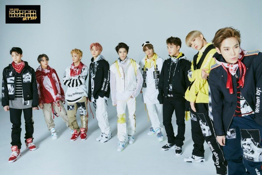 "NCT 127 Tops International iTunes Charts With ""We Are"