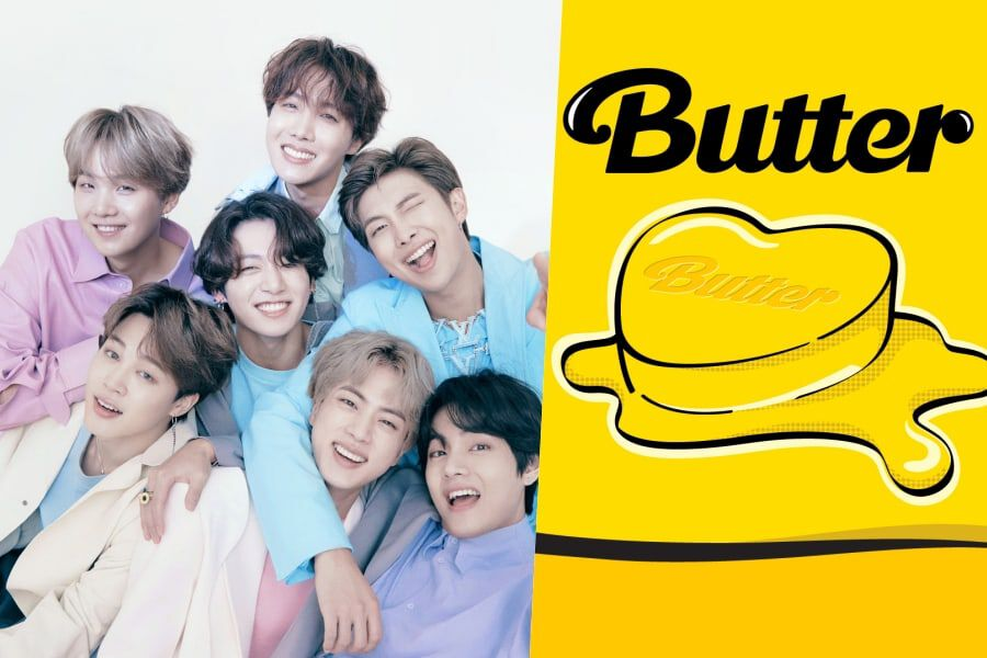 "BTS Reveals Promotion Schedule For Upcoming Single ""Butter"""