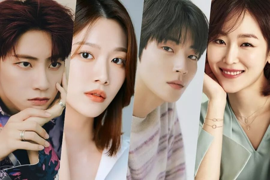 Lee Jin Hyuk y Lee Joo Woo se unen a Hwang In Yeop y Seo Hyun Jin en un nuevo drama