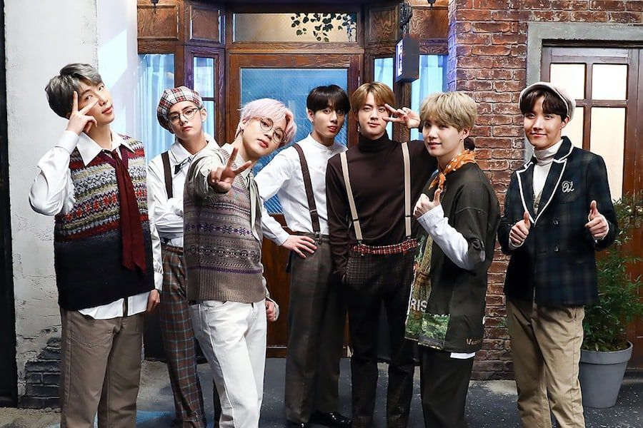 "BTS Earns Spot On TIME's ""25 Most Influential People On The Internet"" List For 3rd Year"