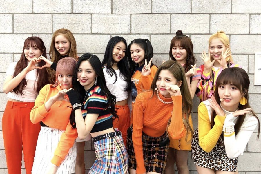 Cherry Bullet Thanks AOA For Their Support And Reveals Role Models Including TVXQ, Girls' Generation, And More