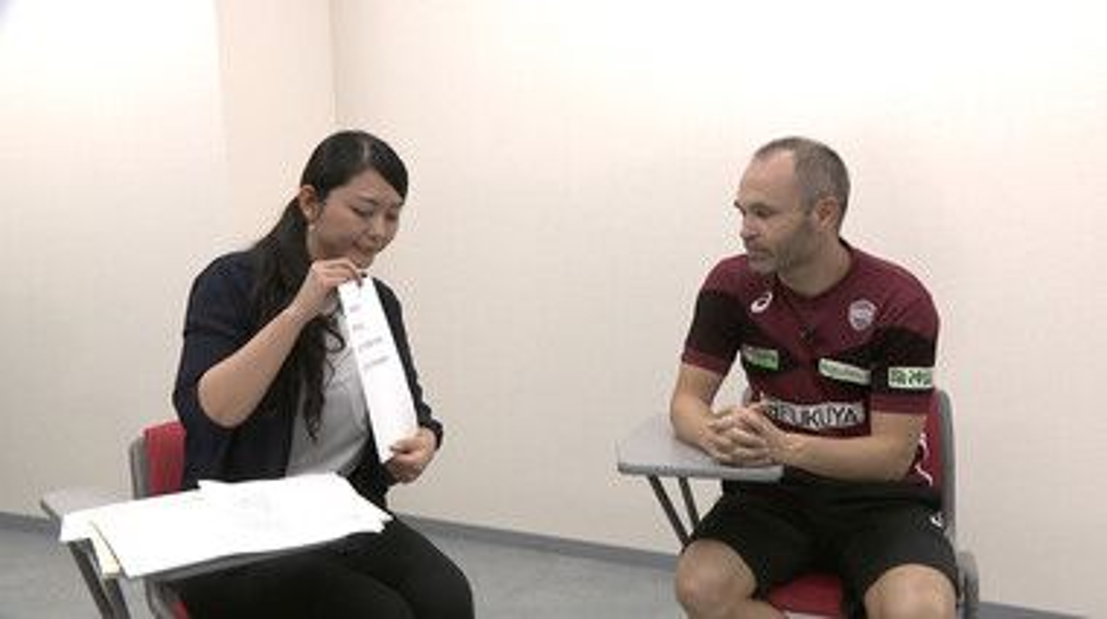 Iniesta TV: Discover Japan Episode 4: Discover Japan #3 Kanji Lesson 1