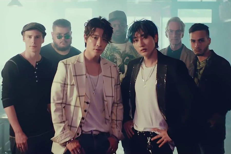 watch super junior dampe shares sweet confession ��bout you