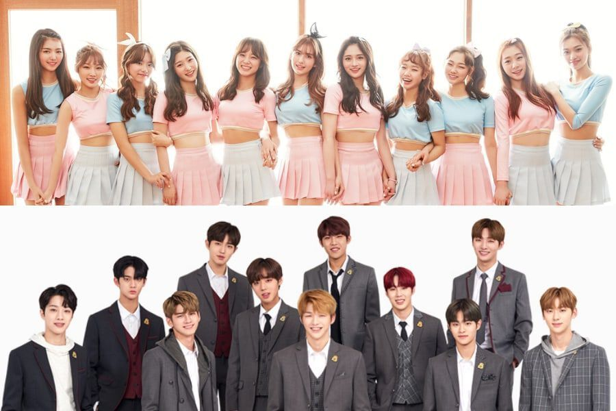 "Members Of I O I And Wanna One To Appear On ""Produce 48"