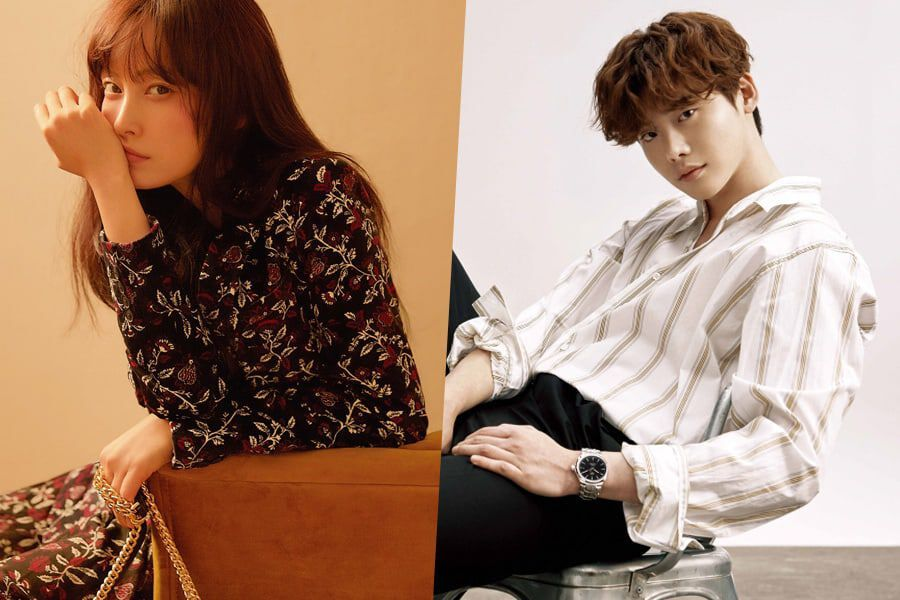 Lee Na Young And Lee Jong Suk In Talks For Upcoming tvN Drama