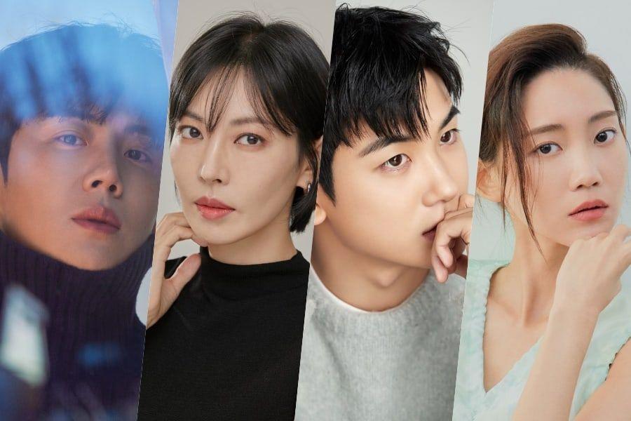 Kim Seon Ho, Kim So Yeon, Park Hyung Sik, Shin Hyun Been, And More To Be Presenters At 2021 The Fact Music Awards
