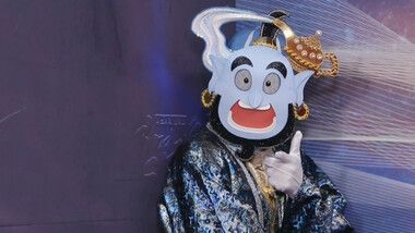 El Cantante Rey de la Máscara Episodio 214