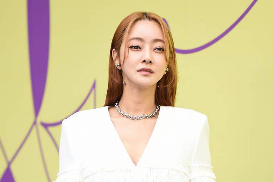 Actress Seo Hyo Rim Confirmed To Be Dating Kim Soo Mi's Son