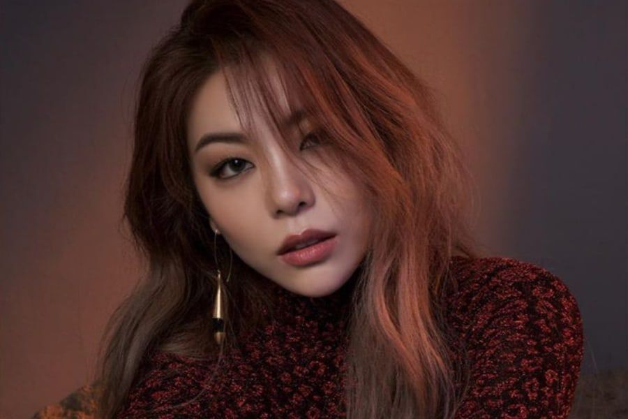 "Ailee Announces Plans To Enter The U.S. Market + Release Of Upcoming Track  ""Sweater"" 