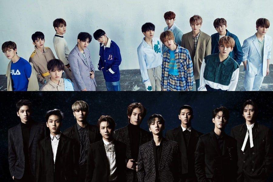 SEVENTEEN encabeza el chart de álbumes indie de Oricon 2018