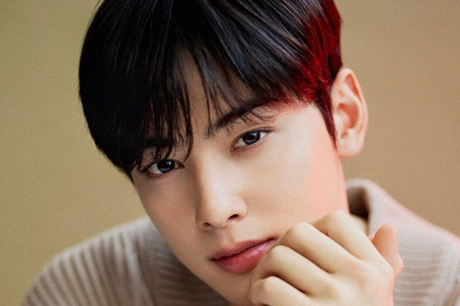 """Cha Eun Woo Talks About """"True Beauty,"""" Support From ASTRO Members, Genres He Wants To Try, And More"""
