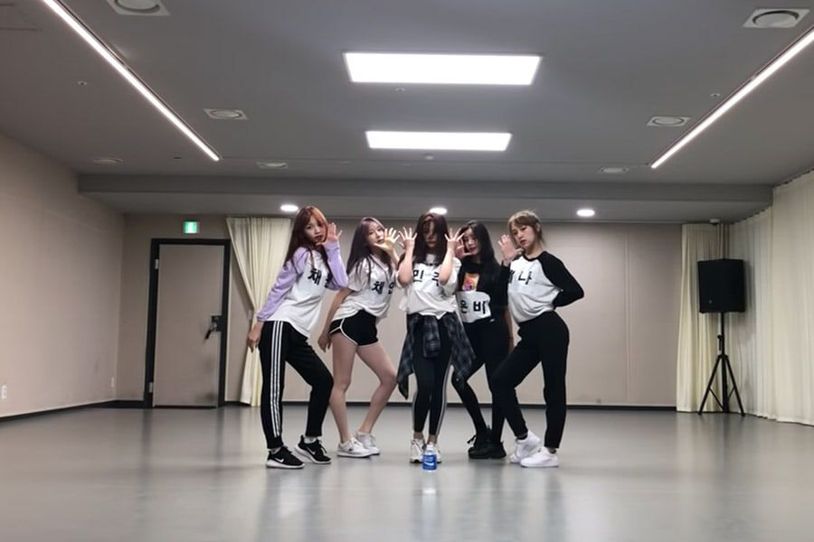 """Watch: IZ*ONE Hypes Up Upcoming Debut Show-Con With """"Rumor"""