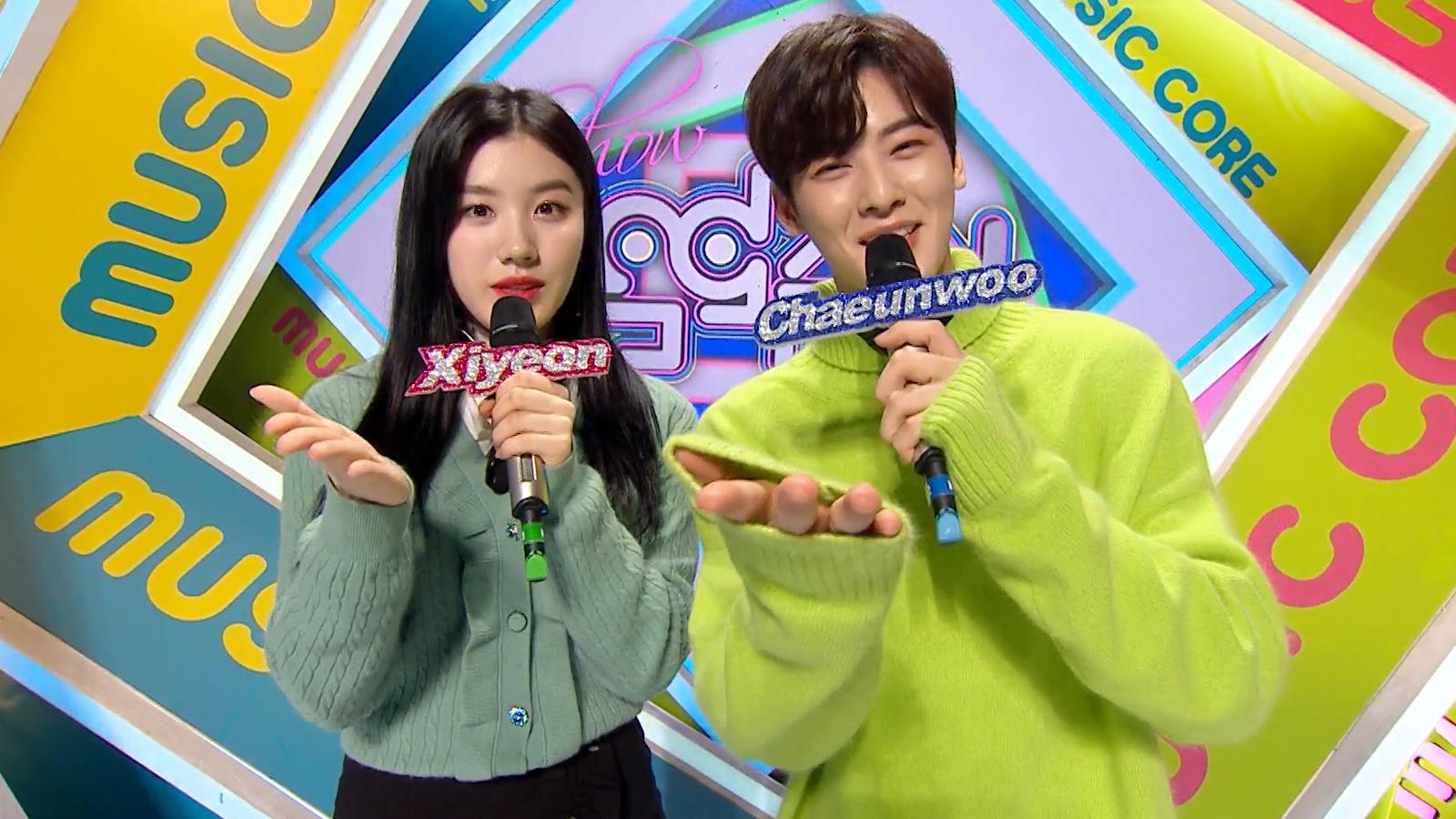 Show! Music Core Episode 573