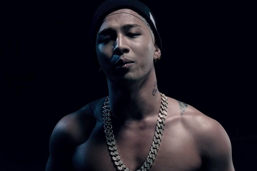 """""""Eyes, Nose, Lips"""" Becomes BIGBANG's Taeyang's First Solo Music Video To Hit 200 Million Views"""