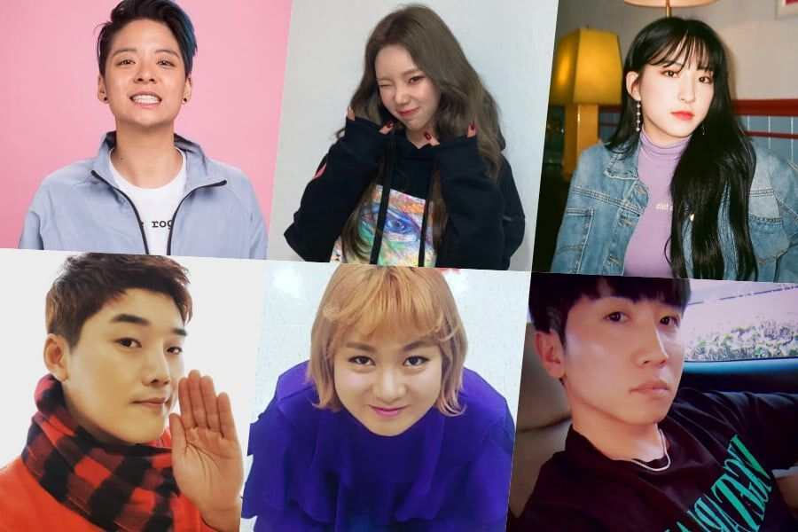 """f(x)'s Amber, MOMOLAND's JooE, And More To Join Variety Show Inspired By """"SKY Castle"""""""
