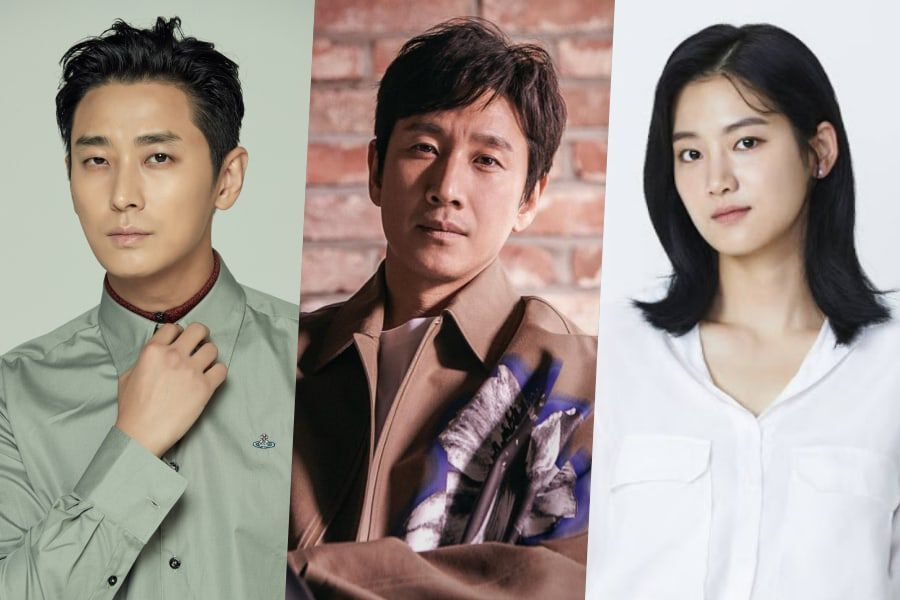 Joo Ji Hoon, Lee Sun Gyun, Park Ju Hyun, And More Confirmed To Star In New Film