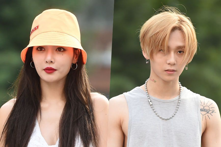 Breaking Hyuna And Edawn Removed From Cube Entertainment