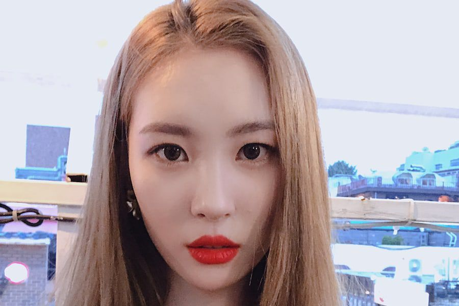 "Sunmi Cancels ""Music Bank"" Live Broadcast Appearance Due To"