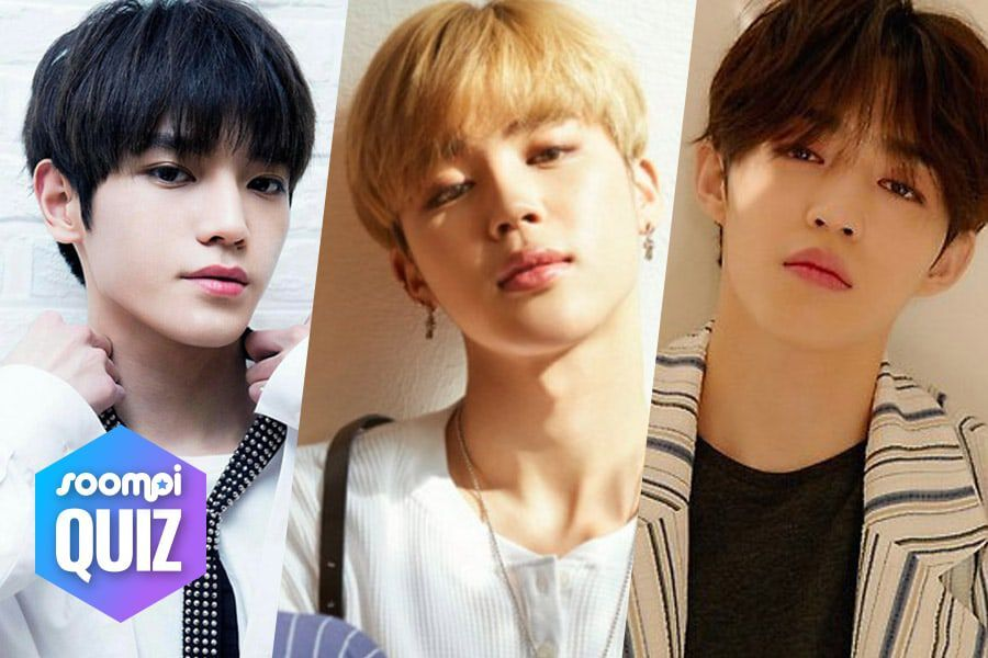 QUIZ: Which Male Idol Born In The Year Of The Pig Is Your Soulmate