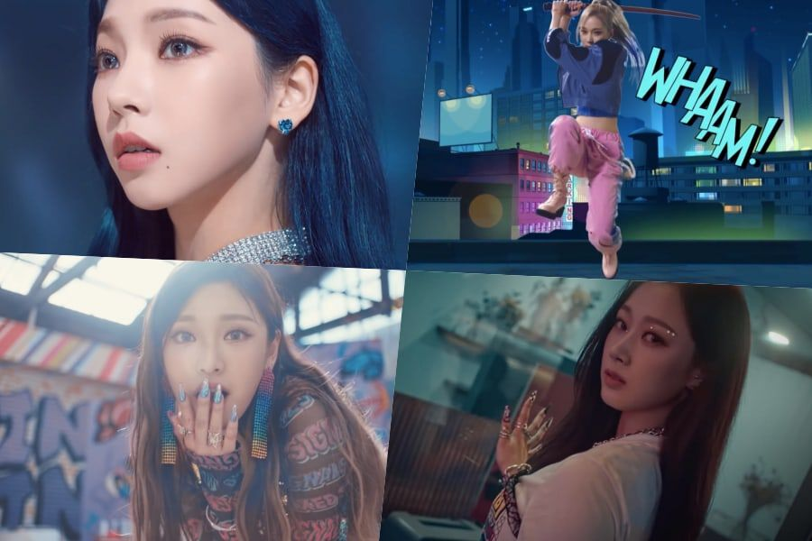 Update: SM's New Girl Group aespa Reveals 1st Glimpse Of Talents And  Personalities In New Debut Teaser Video | Soompi