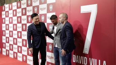 Iniesta TV: Interviews Episode 19: Villa's Farewell