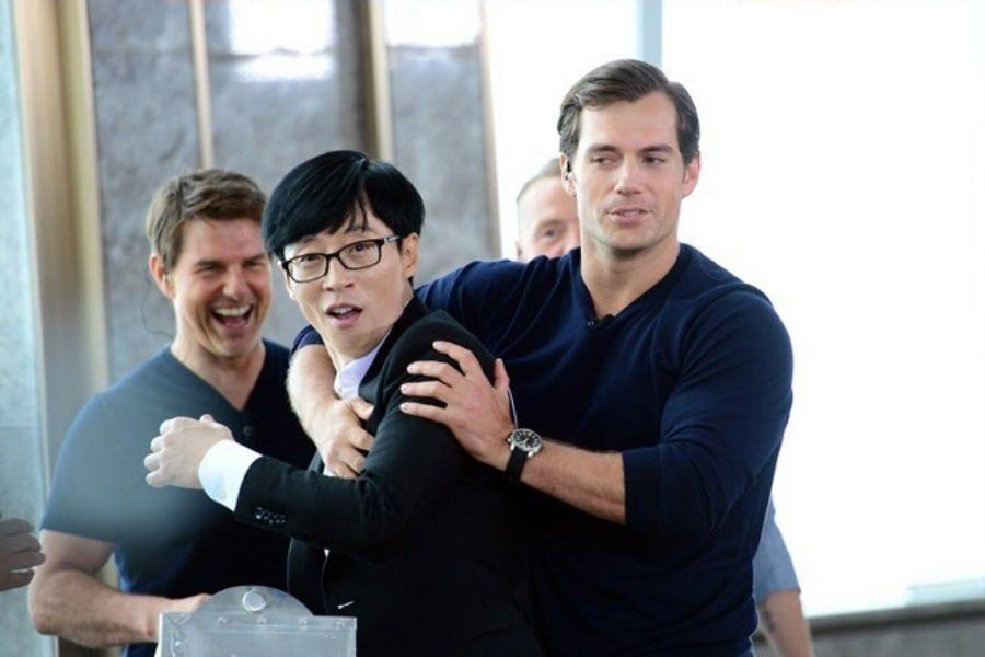 cast of running man korean movie