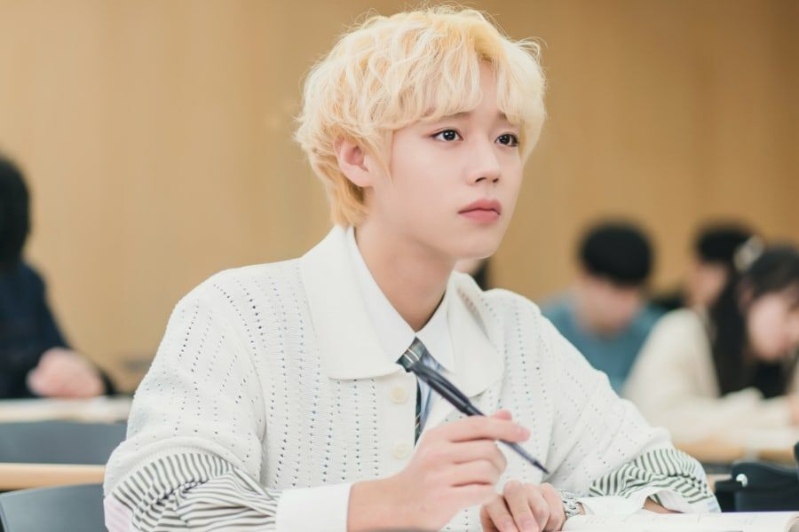 """Park Ji Hoon Talks About Synchronization With His New Character And Reason For Starring In """"At A Distance Spring Is Green"""""""