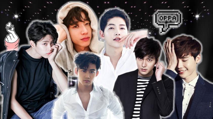 saranghae oppaa😍(guys you'll fall in love in)