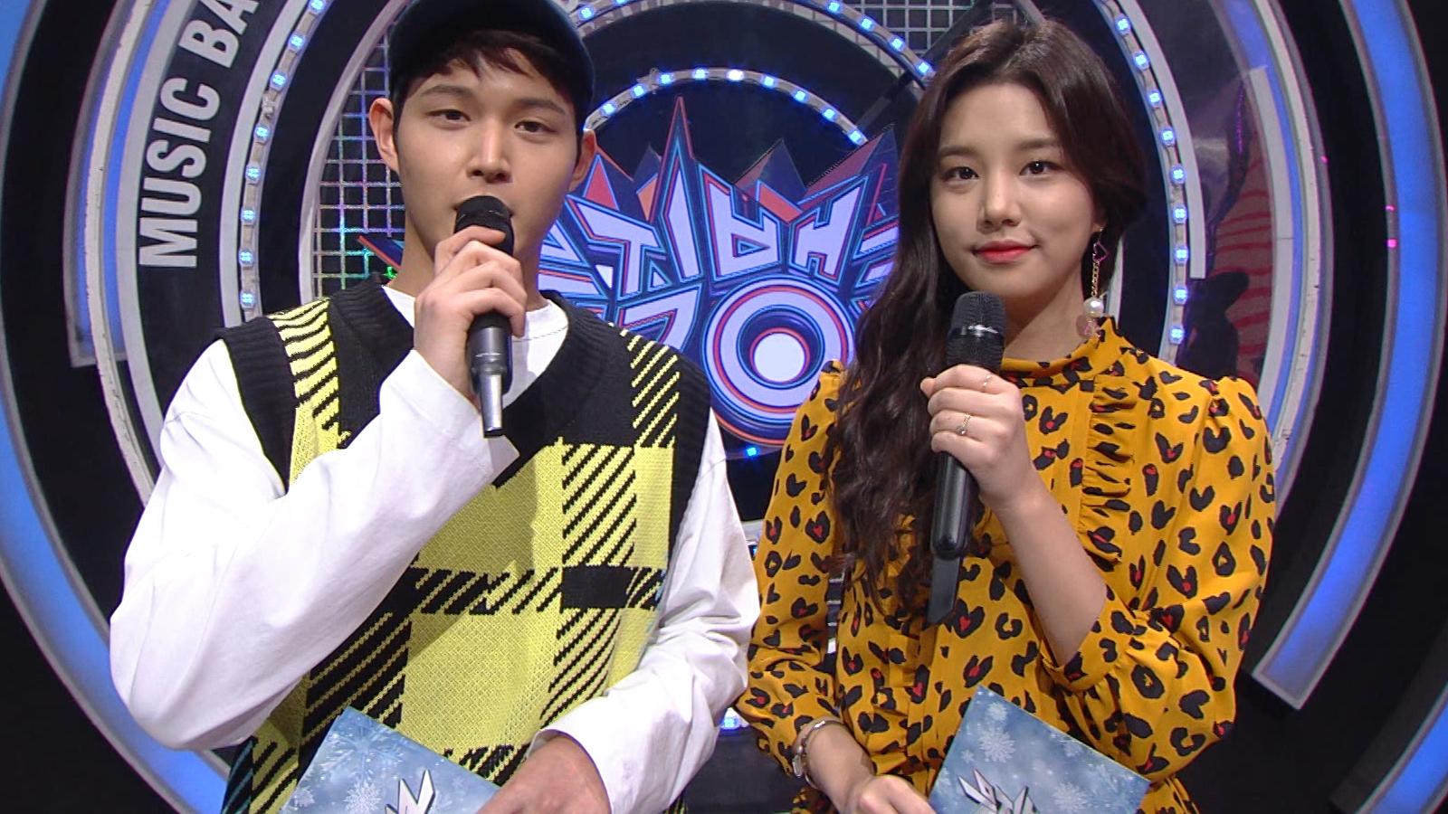 Music Bank K-Chart Episode 918