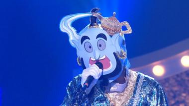 El Cantante Rey de la Máscara Episodio 212