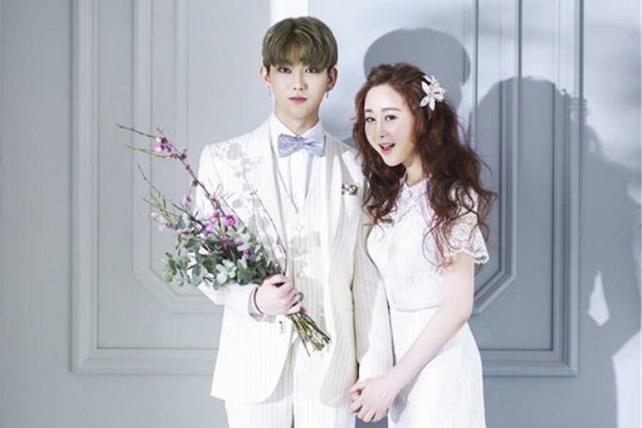 Ham So Won y Jin Hua le dan la bienvenida a su primer hijo