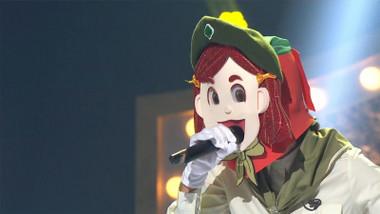 El Cantante Rey de la Máscara Episodio 223