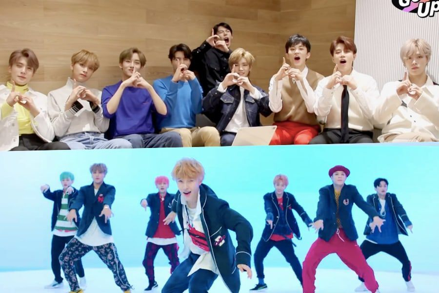 """Watch: NCT 127 Reacts To NCT Dream's New """"We Go Up"""" MV 
