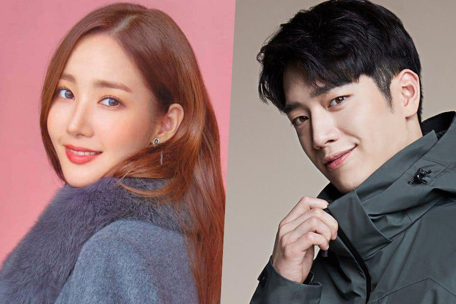 Park Min Young And Seo Kang Joon Confirmed As Leads Of New JTBC Drama