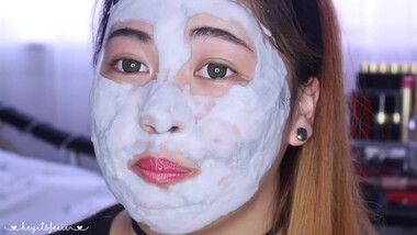 heyitsfeiii Episode 143: Milky Piggy Carbonated Bubble Mask Review