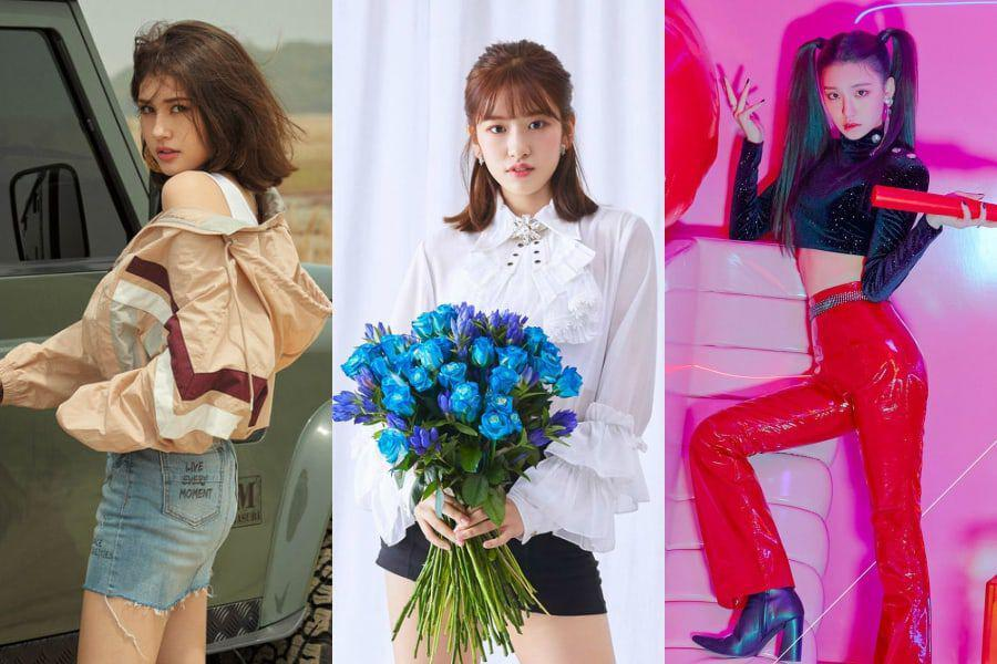 Tall Female Idols Born On Or After 2000 Who Are Model Worthy Soompi