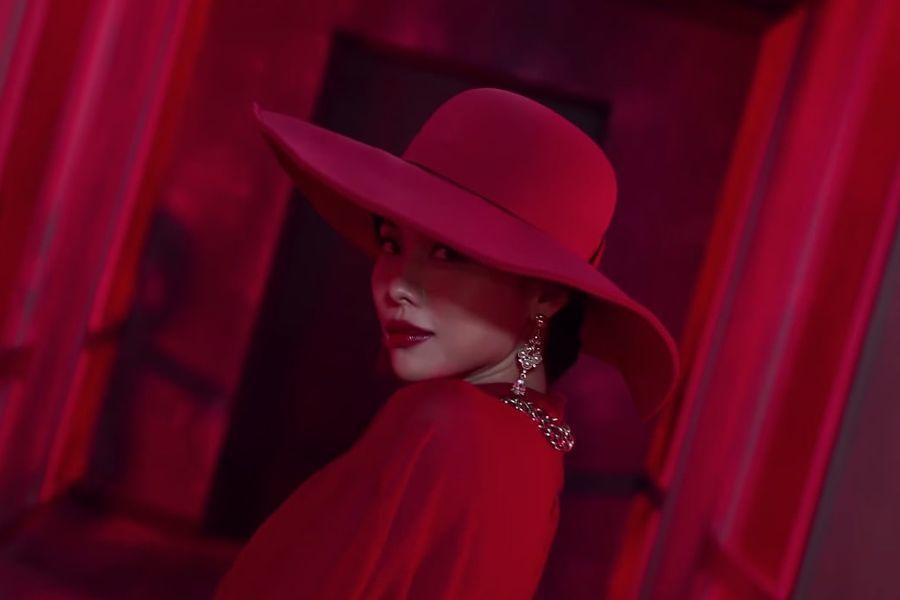 """Fei luce hermosa en video musical para """"Hello"""" feat. Jackson de GOT7"""