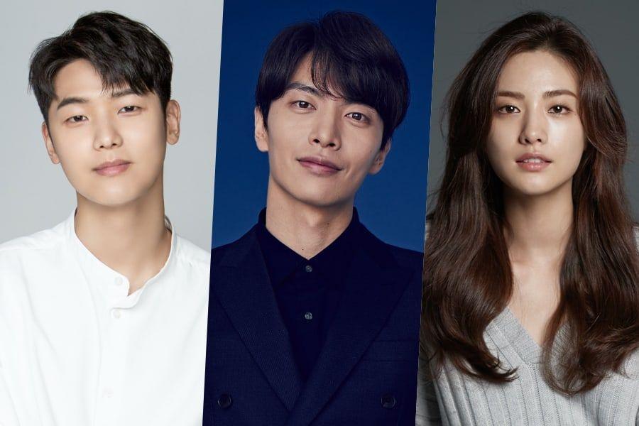 CNBLUE's Kang Min Hyuk Confirms For New Drama With Lee Min Ki And Nana