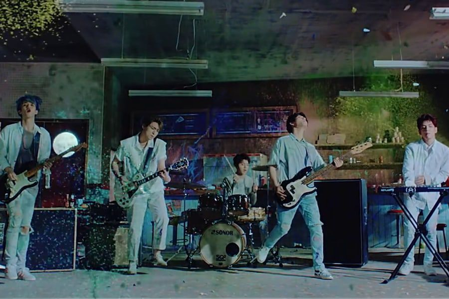 """Watch: DAY6 Makes Powerful Comeback With MV For """"Shoot Me"""