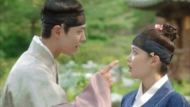 Moonlight Drawn by Clouds Episode 3