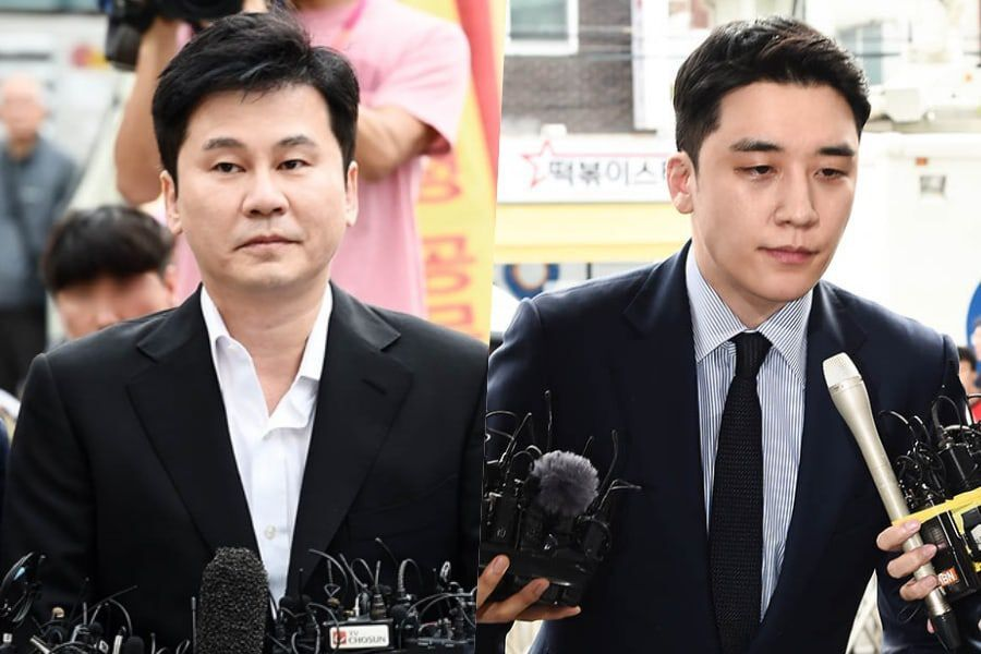 Police States Intention To Wrap Up Case Involving Yang Hyun Suk And Seungri Within The Month