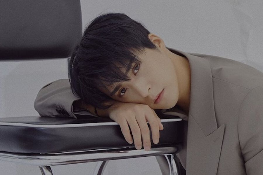 Highlight's Son Dongwoon Announces 1st Solo Mini Album With Teaser