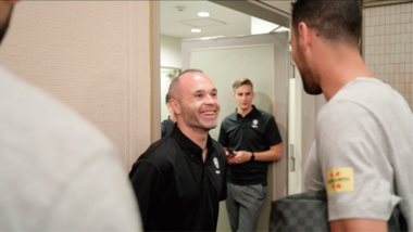 Iniesta TV Episode 32: FCB Reception in Kobe #2