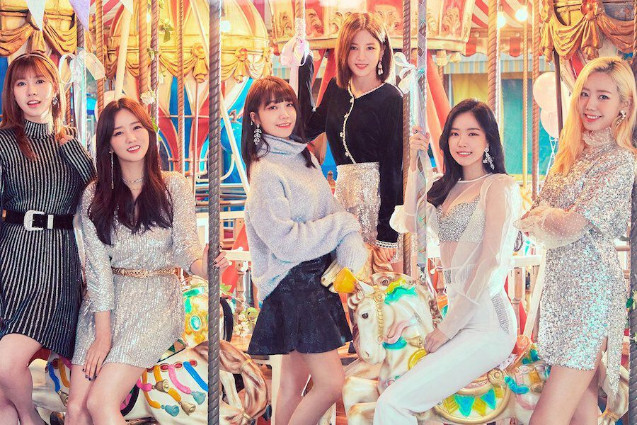 Update: Apink Confirmed To Be Preparing For Spring Comeback
