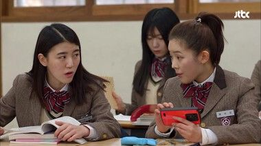 Seonam Girls' High School Investigators Episode 4