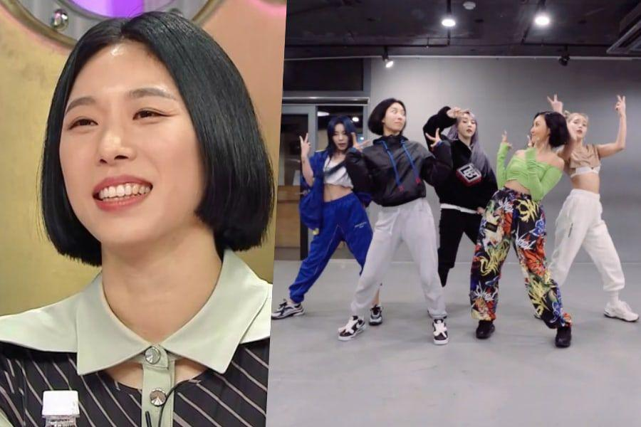 "Lia Kim Explains Why Her First MAMAMOO ""HIP"" Choreography Was Rejected"