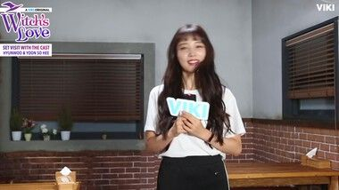 BTS With Yoon So Hee in the Magical Kitchen: Witch's Love