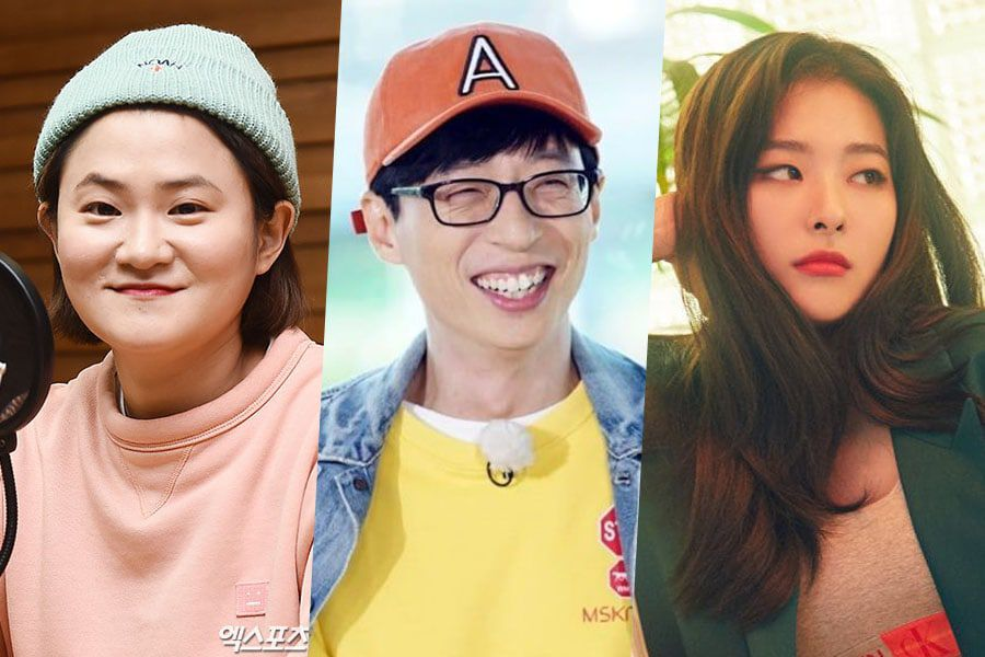 Kim Shin Young Joins Yoo Jae Suk And Red Velvet's Seulgi In New Variety Show