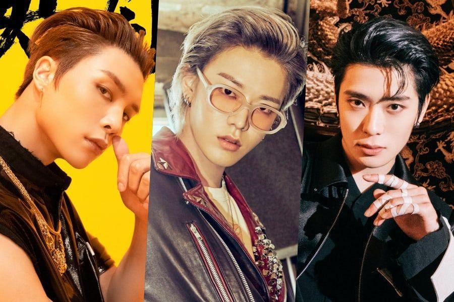 NCT 127's Johnny, Yuta, And Jaehyun Join Instagram